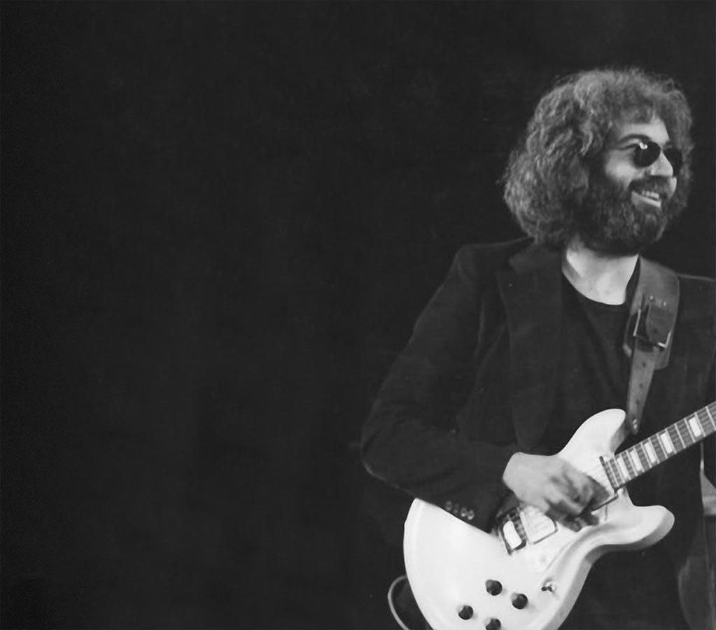 Guitars | Jerry Garcia