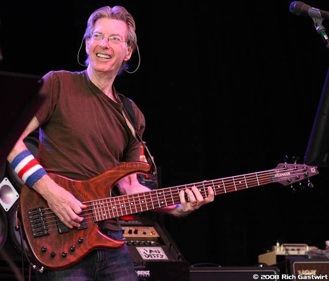 Happy Birthday To Phil Lesh Jerry Garcia