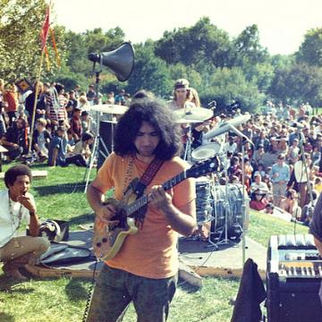 City Park, Denver, CO – 09/24/1967 | Jerry Garcia