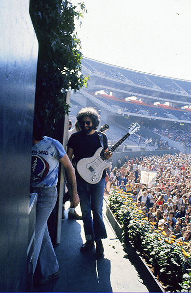 Grateful Dead 1976 10 10 Oakland Alameda County Stadium