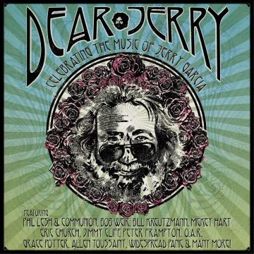 Dear Jerry Cover Art
