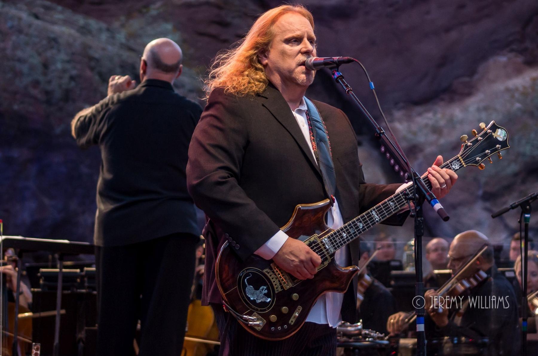 Warren at Red Rocks 2016