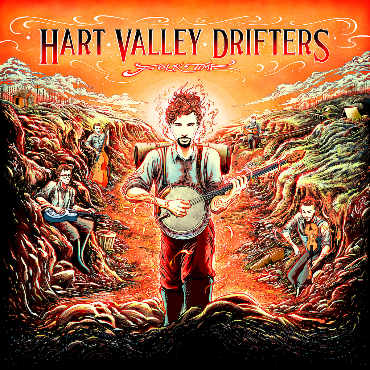 Hart Valley Drifters Cover