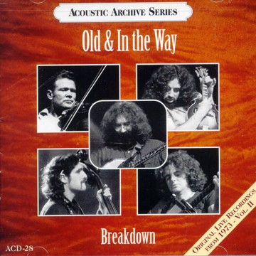 old and in the way albums jerry garcia