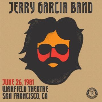 Jerry Garcia Band Albums | Jerry Garcia