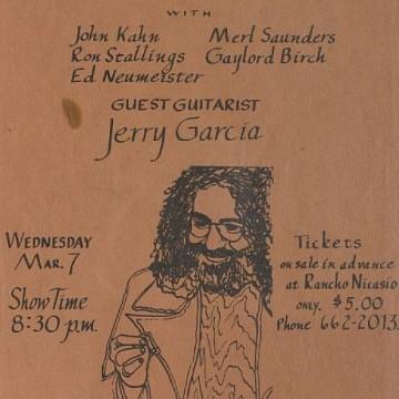 Rancho Nicasio, CA 3/7/79