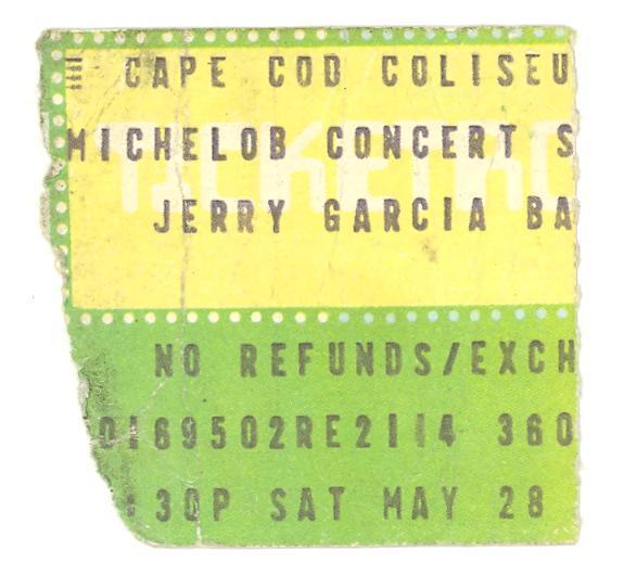 1983-05-28 Cape Cod Coliseum, South