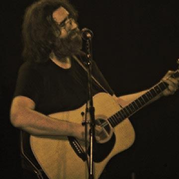 Shows | Jerry Garcia
